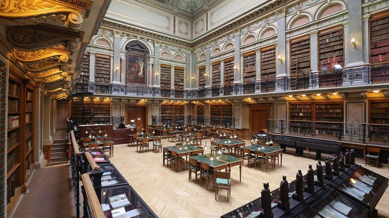 ELTE University Library - Best libraries in Budapest