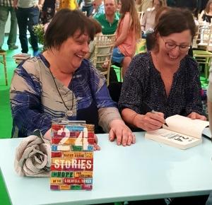 Kathy Nina Signing