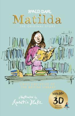 MATILDA 30 COVER