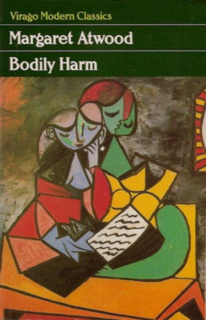 BODILY HARM COVER
