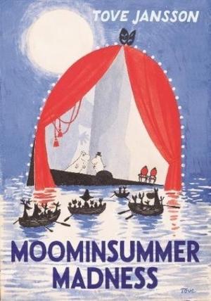 MOOMINSUMMER MADNESS COVER