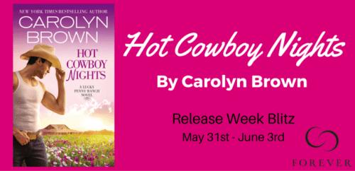 Hot Cowboy Nights RWB Banner