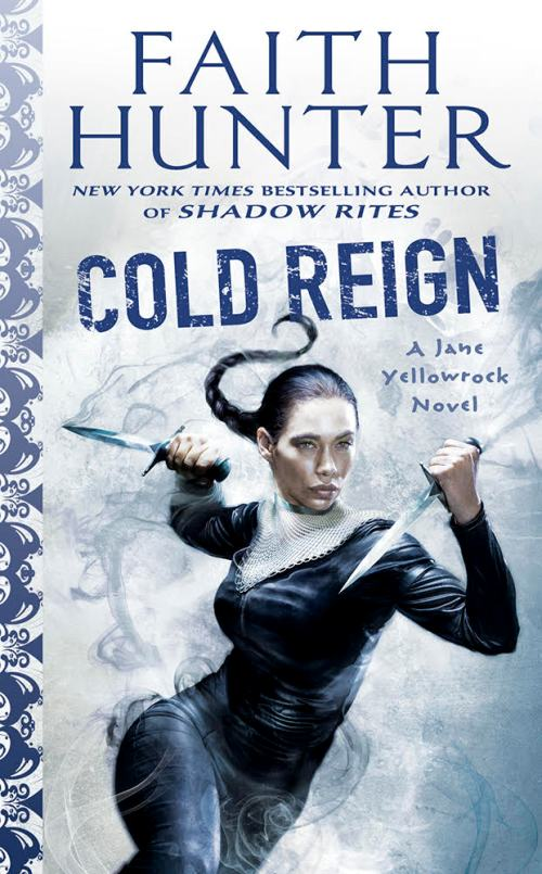 cold reign cover