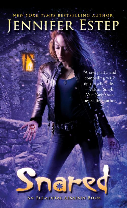 snared jennifer estep cover