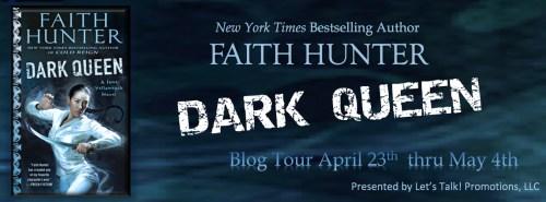 Dark Queen Blog Tour Banner