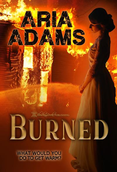 Burned cover