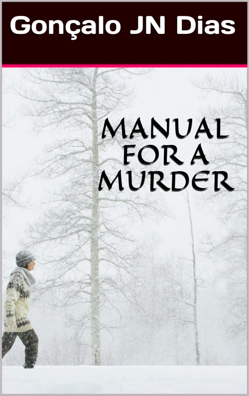 manual for a murder Cover