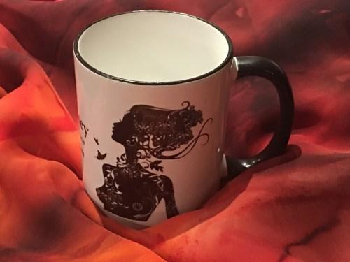 Circle of Flames Giveaway mug