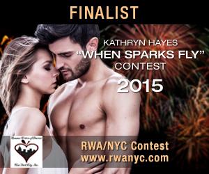 Sparks finalist banner