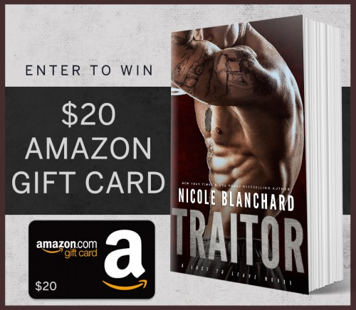 Traitor Giveaway