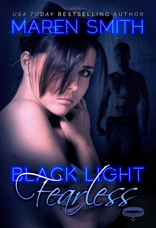 Black Light: Fearless cover