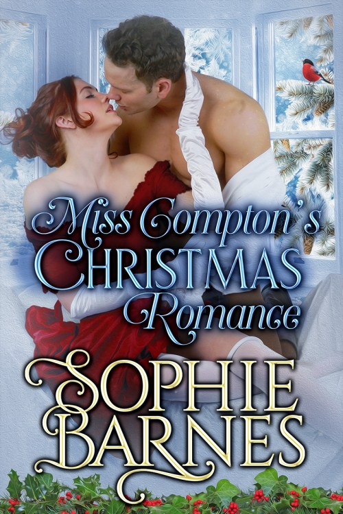 Miss Compton's Christmas Romance cover