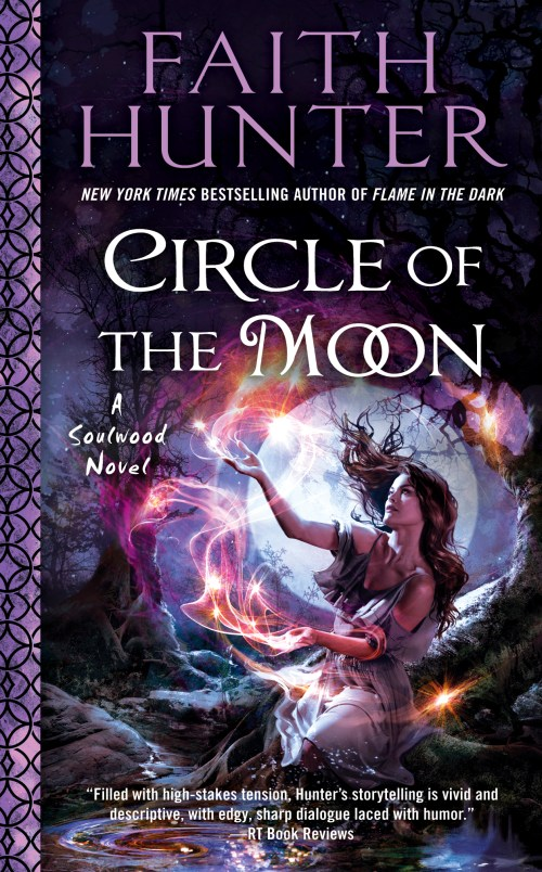 Circle of the Moon Cover