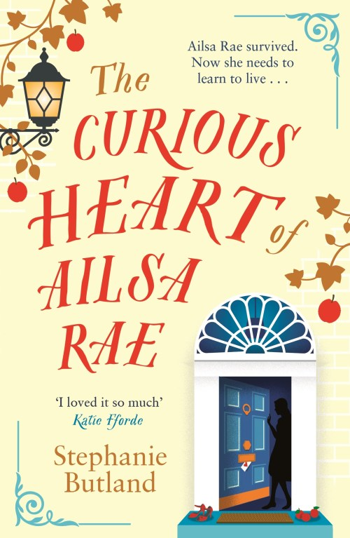 The Curious Heart of Ailsa Rae cover