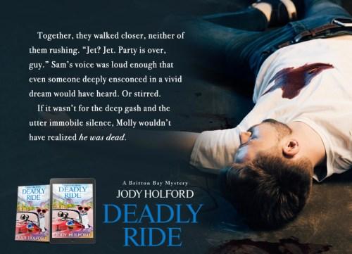 Deadly Ride Teaser 2