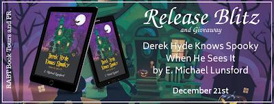 Derek Hyde Release banner