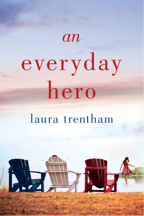 AN EVERYDAY HERO cover