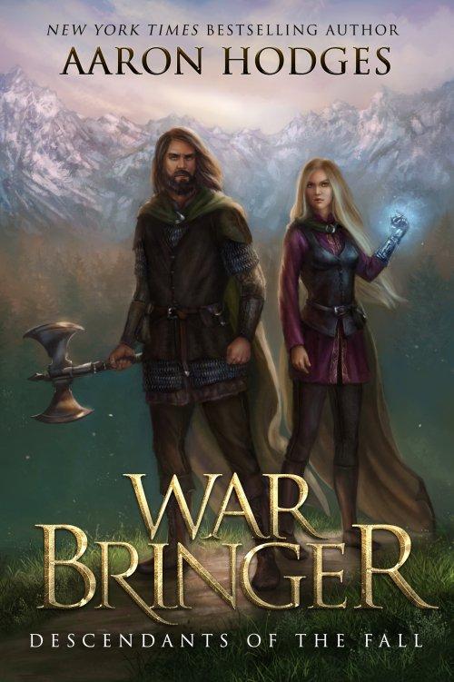 Warbringer Cover