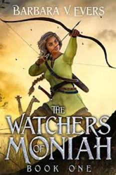 The Watchers of Moniah cover