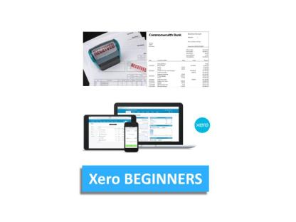 Xero Accounting Beginners Certified Online Training Course - EzyLearn Bookkeeping Academy LOGO