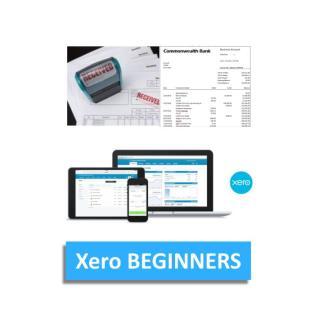 Xero Accounting Beginners Certified Online Training Course - EzyLearn Bookkeeping Academy LOGO