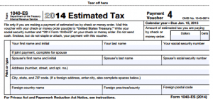 Free Tool to Calculate 1040-ES Estimated Tax Payment Amounts (link ...