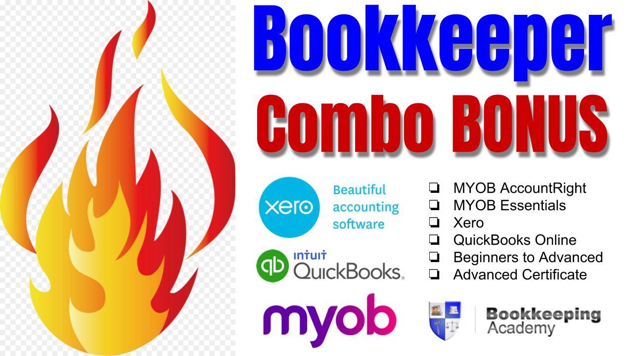 Bookkeeping Training Course Combos Short Courses In Myob Xero