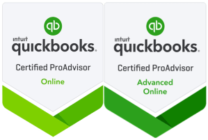Quickbooks Online Advance Certified ProAdvisor
