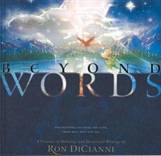 """Ron Dicianni is one my favorite modern day artists. His paintings of the spiritual life are so full of light and the supernatural. I used to have a book of his paintings before (""""Tell Me a Story""""), but somewhere along the way of moving 5 times, it got lost or destroyed. I was so happy to find this one! It has even more paintings in it!"""