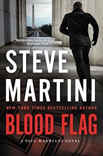 Fiction Book Review Blood Flag A Paul Madriani Novel by