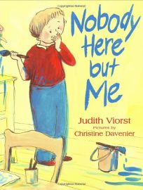 Childrens Book Review Nobody Here But Me By Judith