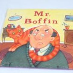 Bouncy Chair Target Public Seating Chairs India Children's Book Review: Mr. Boffin By Laurence Schorsch, Author, Nancy Spier, Illustrator ...
