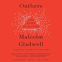 Audio Book Review: Outliers: The Story of Success by
