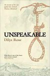 Unspeakable - Dilys Rose