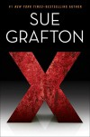 X (Kinsey Millhone Mystery) - Sue Grafton