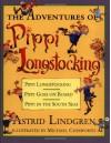 The Adventures of Pippi Longstocking - Astrid Lindgren, Michael Chesworth, Florence Lamborn, Gerry Bothmer