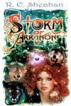 Storm of Arranon - R E Sheahan