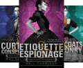 Finishing School Series (4 Book Series) - Gail Carriger