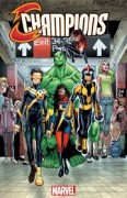 Champions Vol. 1: Change the World - Mark Waid,Humberto Ramos