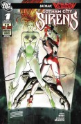 Gotham City Sirens #1 - Paul Dini,Guillem March