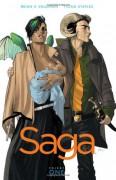 Saga, Volume 1 - Brian K. Vaughan,Fiona Staples