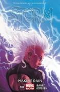 Storm Volume 1: Make it Rain - Greg Pak,Victor Ibanez,Scott Hepburn