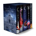 The Lunar Chronicles Boxed Set: Cinder, Scarlet, Cress, Fairest, Winter - Marissa Meyer