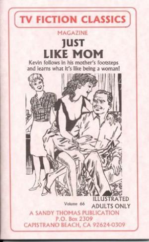 TRAINED LIKE MOM II Just Like Mom TV FICTION CLASSICS