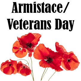 6 - Veterans / Armistice Day
