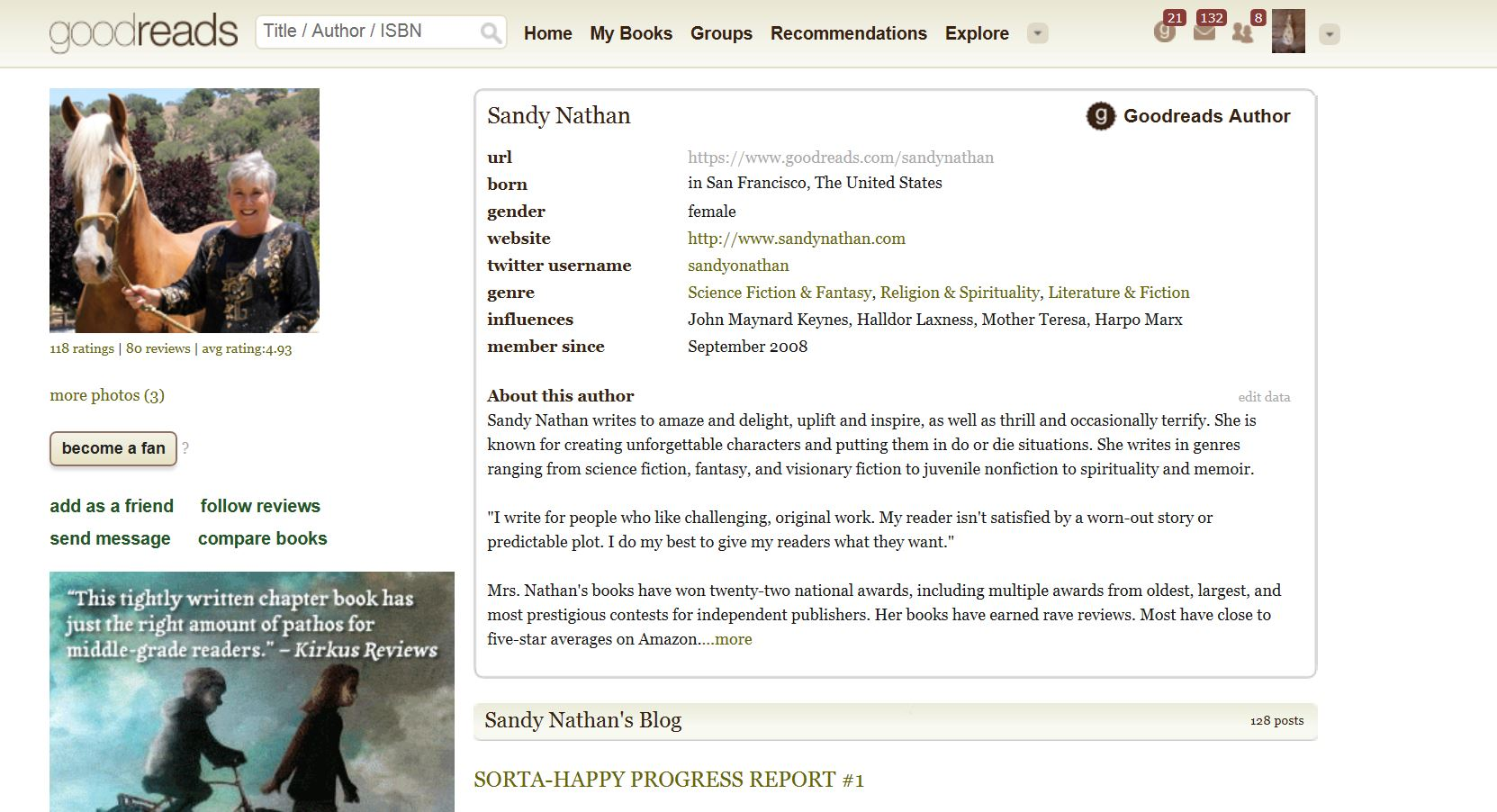 38 Caliber Reviews | Targeting the self-published author