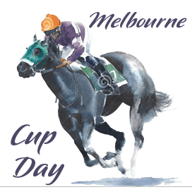 3 - Melbourne Cup Day