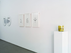 Whole Lotta Love, installation view