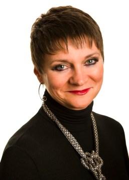 Portrait of Ann Bissell of Midas PR