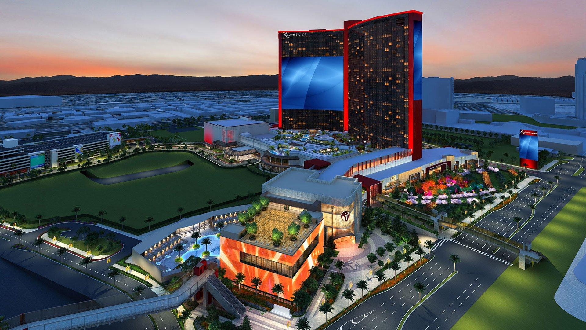 У строителей казино в Лас-Вегасе обнаружен коронавирус